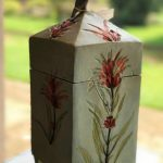 Catherine Brennon ceramic Dream Box with bird detail available at Zulu Lulu Midlands Meander