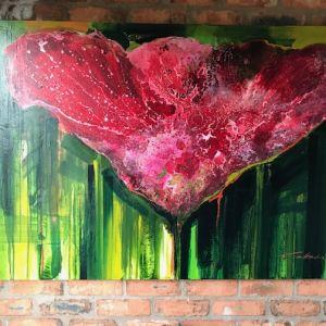 Frances_Duarte_zulululu_canvas_painting_original