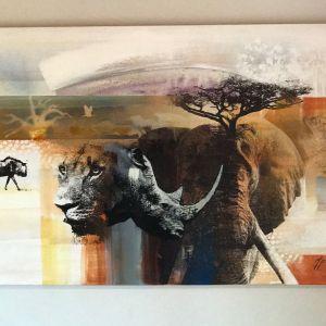 Mpenja_mixed_media_canvas_everette_duarte_zulululu